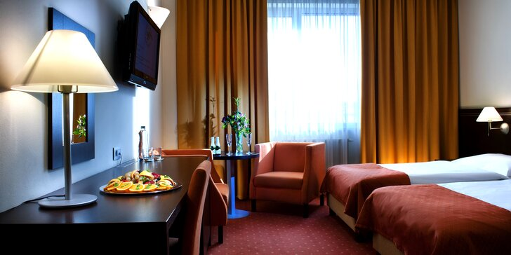 Štýlový pobyt v centre Bratislavy v Hoteli Tatra****