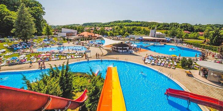 Doprajte si celoročnú dovolenku v luxusnom hoteli na severe Chorvátska!
