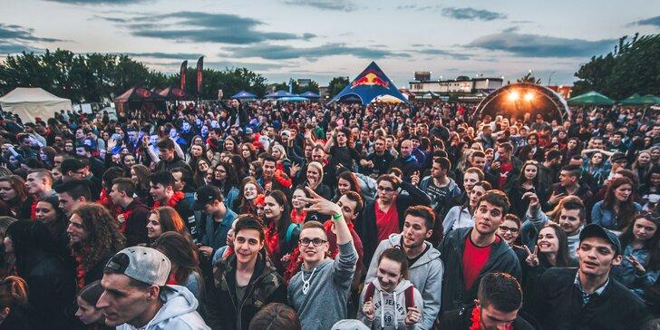 Zažite prvotriednu zábavu na TUKE feste 2018 - Majáles Košice