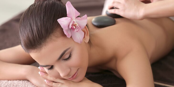 Klasické celotelové masáže alebo aromamasáž chrbta