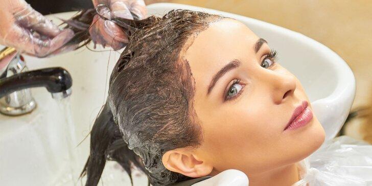 Jarný detox vlasov so strihom alebo farbením
