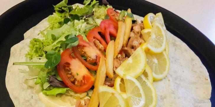 Citrónový kebab... pre kyslomaniakov!