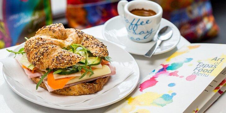 Raňajkové menu či drobné občerstvenie