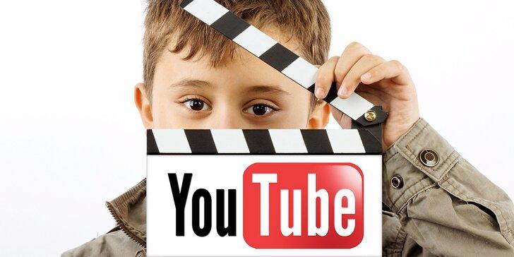 Super letný tábor pre všetkých YouTube nadšencov