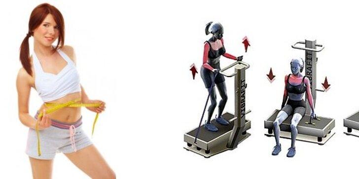 """1 euro za cvičenie na """"vibrafite""""! Rýchly, lacný a efektívny spôsob ako sa dostať čo najskôr do formy, so zľavou 66%!"""