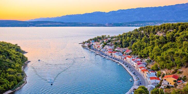 Relax v útulnom penzióne iba 300 m od pobrežia Jadranského mora!