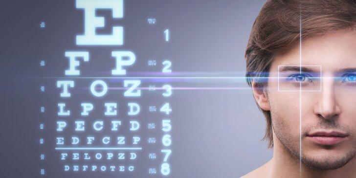 EPI-LASIK laserová operácia očí v zdravotníckom centre PANMED