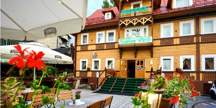 Dokonalá dovolenka v hoteli Kasprowy Wierch**