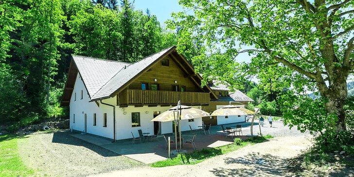 Obľúbený letný pobyt so vstupom do TOP wellness v Nízkych Tatrách na Táloch