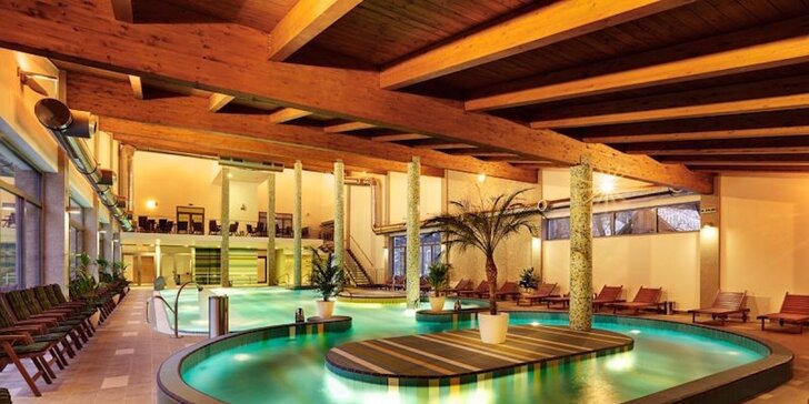 Wellness hotel Bystrá***