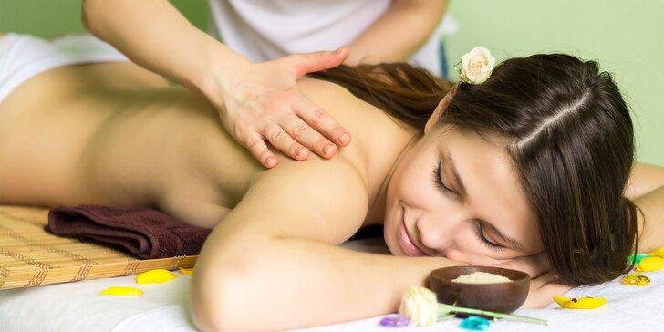 Klasická či reflexná masáž, bankovanie, moxovanie