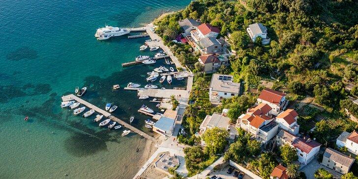 Dovolenka plná slnka, mora a histórie v hoteli na ostrove Rab blízko pláže