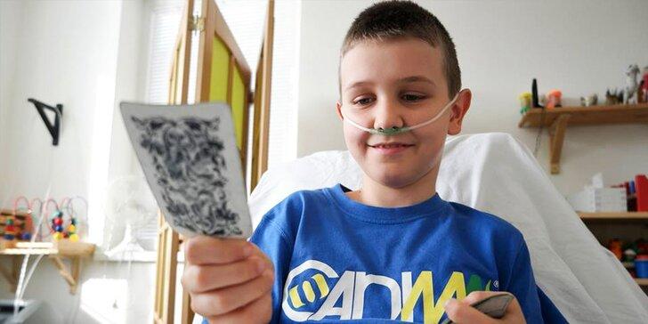 Pomôžte šikovnému Viktorovi a deťom a vyhrajte 2x wellness pobyt! Spoločne sa pokúsime pokoriť Guinessov rekord!
