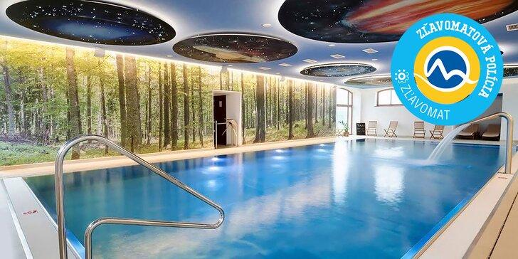 Pobyt s neobmedzeným vstupom do TOP wellness sveta v prekrásnom areáli Masarykov dvor*** a možnosťami unikátnych výletov v Podpoľaní
