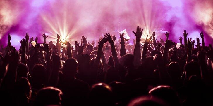 Pobyt v centre Prahy v JALTA Boutique Hotel***** so vstupenkami na koncert speváčky Anastacia