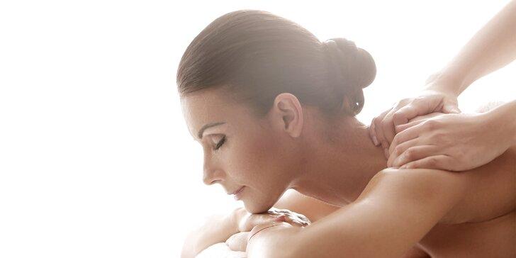 Masáž celého tela, infrasauna a reflexná masáž chodidiel