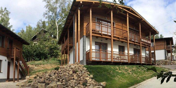 Apartmány Planina - Predná Hora