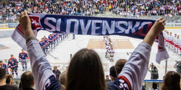 Letecký zájazd na MS 2018: SLOVENSKO vs. ČESKO
