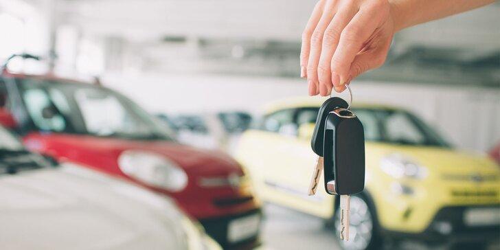 Požičanie auta - aj luxusnej triedy!