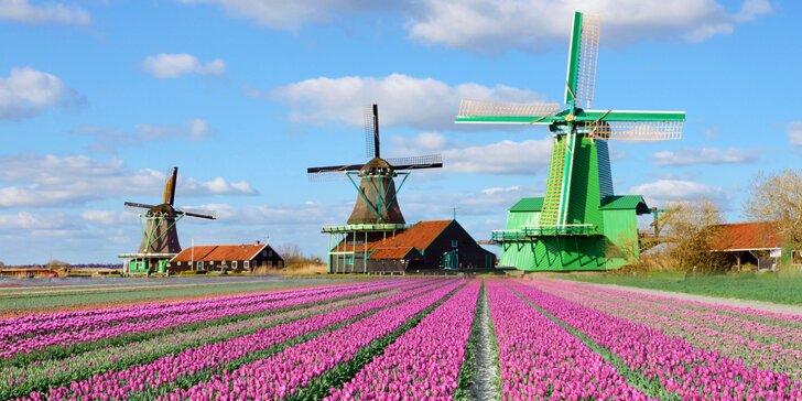 Najkrajšie národné parky Holandska a Amsterdam
