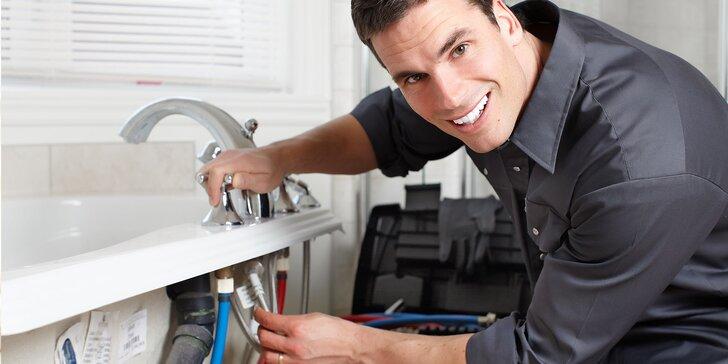 Hodinový manžel na opravy, práce v domácnosti, sťahovanie a odvoz odpadu