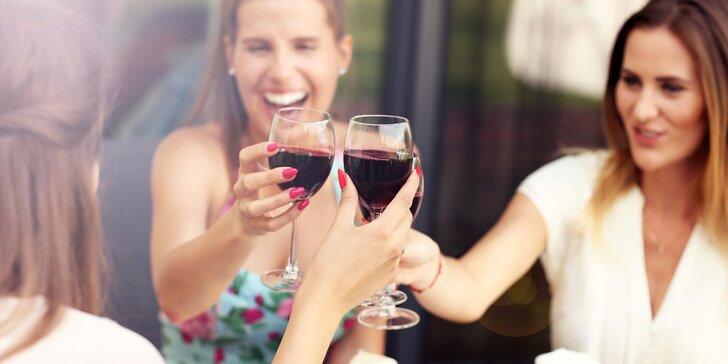 Ochutnávka vín a 15 % zľava na nákup vo Vínotéke Wineplanet