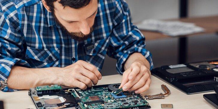 Servis pre PC a notebook alebo konzultáciu k novej smernici Ochrany osobných údajov