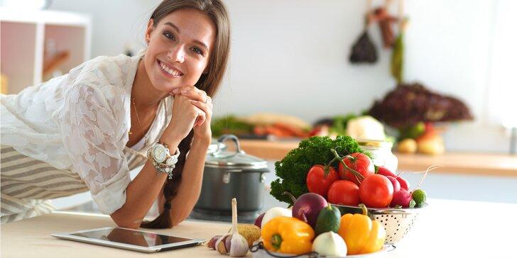 Online jedálniček alebo program chudnutia