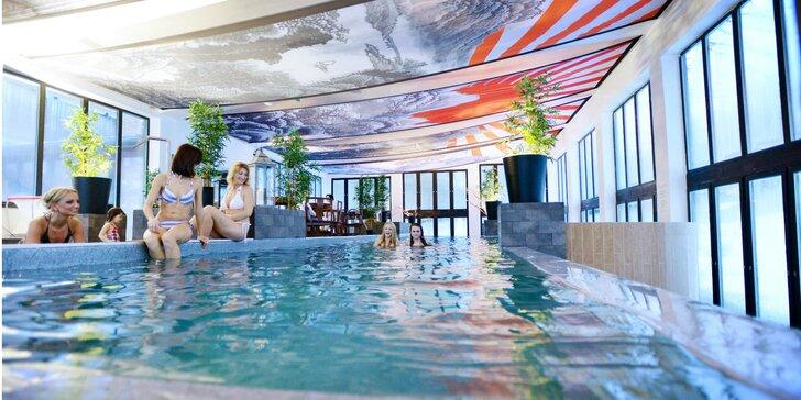 Pobyt pre rodiny aj páry s neobmedzeným wellness v Oxigén Hotel****