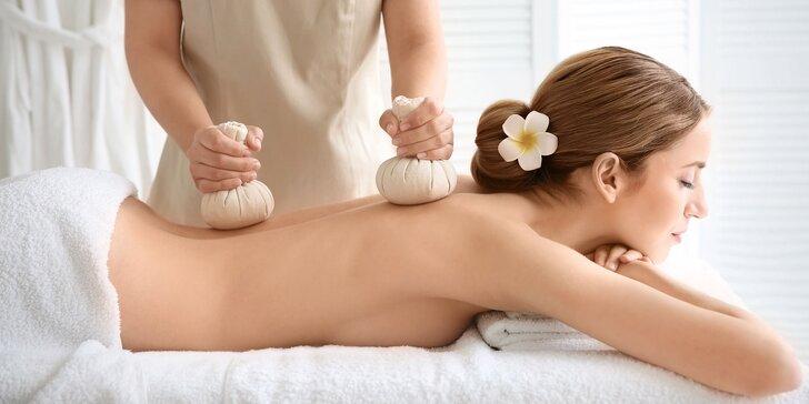 Výber z thajských masáží pre maximálne uvoľnenie
