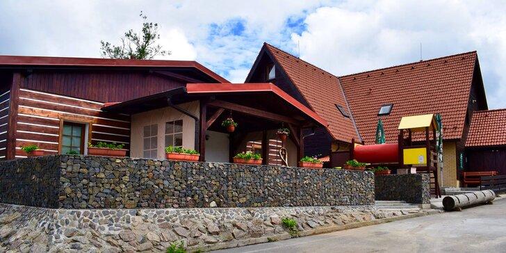 Pobyt v Orlických horách pre celú rodinu: 2-3 noci, polpenzia a aktivity