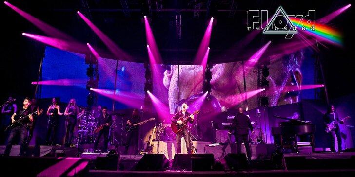 Floyd Reloaded: Veľkolepá show k pocte Pink Floyd v Lucerne