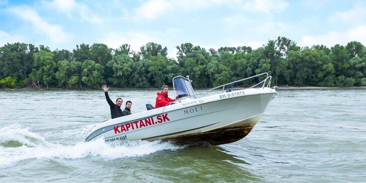 Spoznávacia alebo romantická plavba po Dunaji