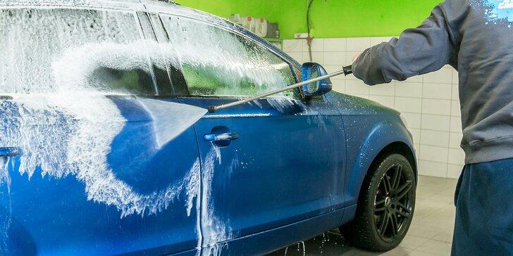 Čistenie automobilov v Elite car wash