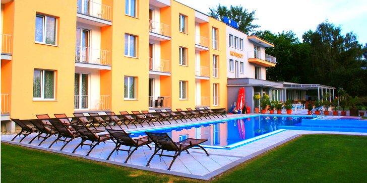 Letná dovolenka pri obľúbenej vodnej nádrži Sĺňava v Hoteli Korekt***