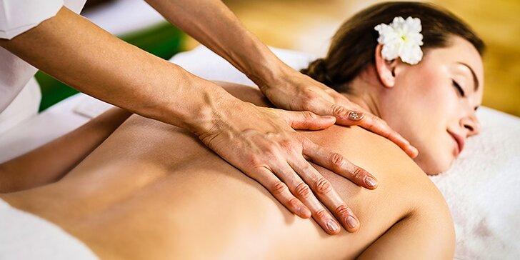 Klasická masáž: aj výhodné permanentky!