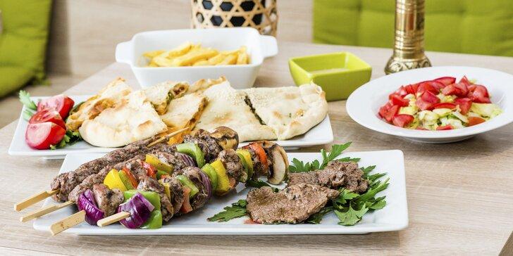Ochutnávka egyptskej kuchyne pre 1 alebo 2 osoby!