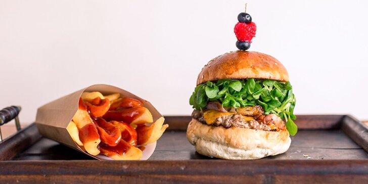 """""""Ci pana!"""" Ochutnaj nový burger v Košiciach a zošalieš"""