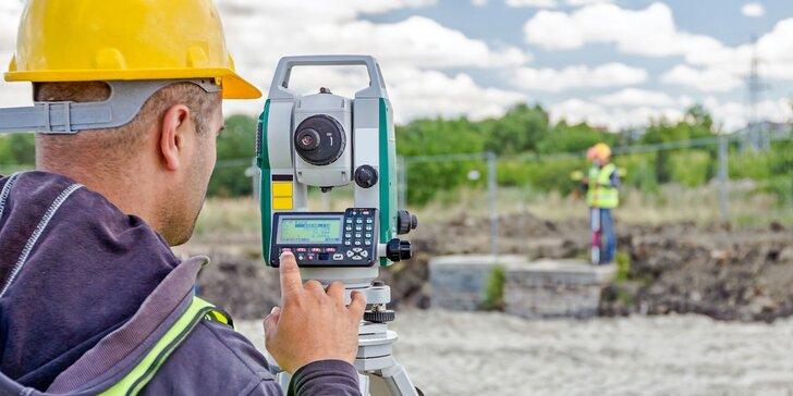 Geodetické činnosti pred vyhotovením projektu stavby či počas jej realizácie