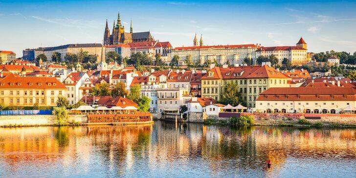 Komfortné ubytovanie v hoteli Voyage**** blízko centra Prahy