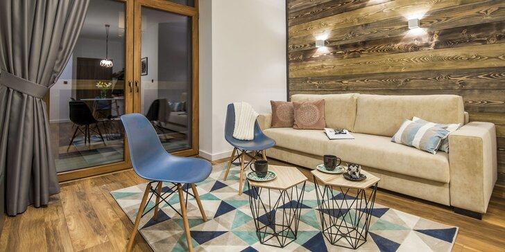 Ubytovanie v komfortných apartmánoch Villa Jarosta Zakopane