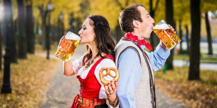 Slávnosti piva vo Viedni a nákupy v Primarku