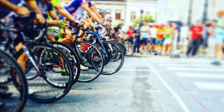 Zvýhodnené štartovné na medzinárodné cyklistické preteky Tour de Prešov