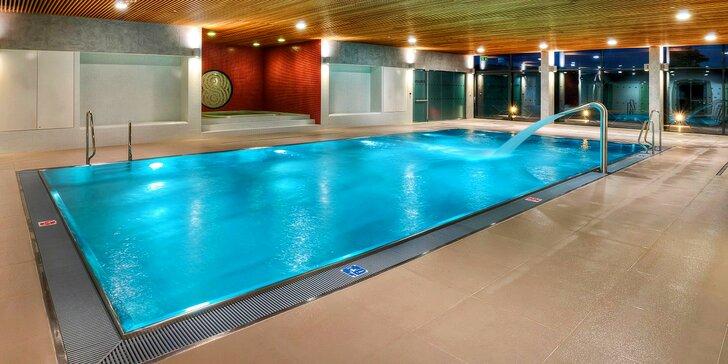 Olomoucká pohoda: polpenzia, wellness, šport a neobmedzený vstup do bazénu