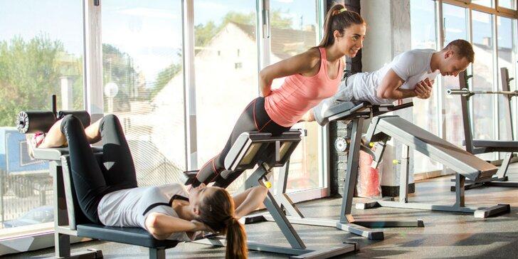 Permanentka na kruhový tréning a analýza tela In Body 230 + vstup do ženskej posilňovne zdarma