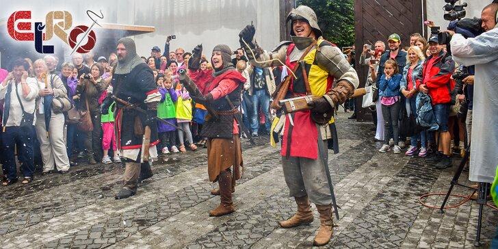 Festival Európske Ľudové Remeslo - neobmedzený vstup