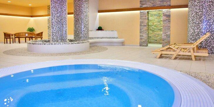 Relaxačný 4* wellness pobyt s polpenziou v Přerove