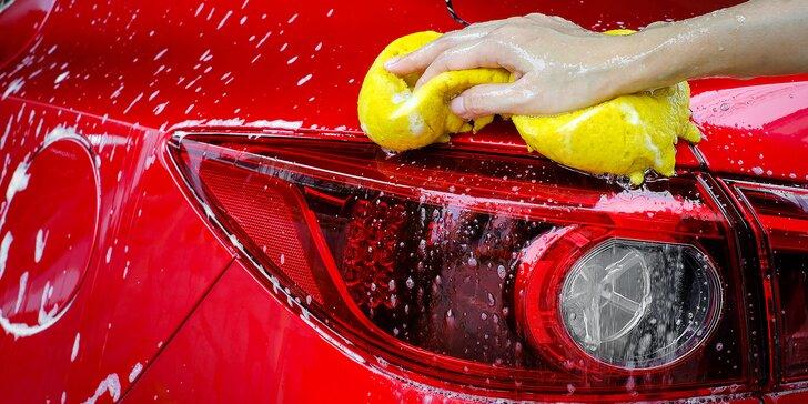 Vonkajšie a vnútorné umytie vášho automobilu