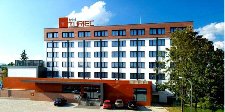 Letný pobyt v modernom, vysoko hodnotenom Hoteli Turiec**** s možnosťou aktivít v Malej a Veľkej Fatre