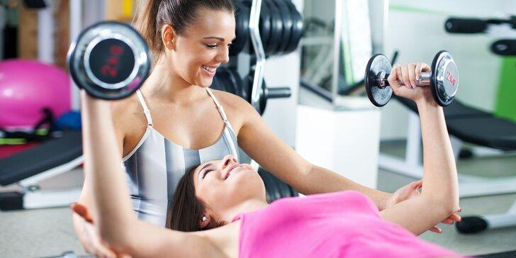 Individuálne fitness tréningy vo Fitklube a video tréningy